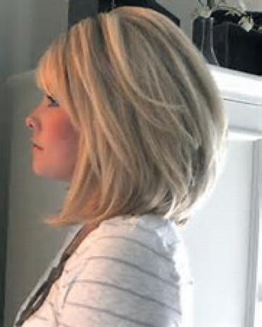 womens Medium hair length